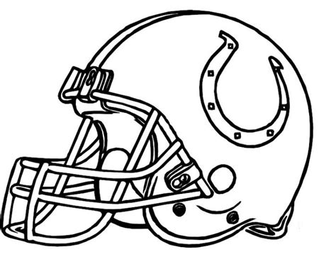 pin indianapolis colts helmet logo art print at shop for