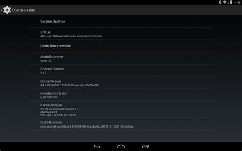 android 4 4 2 update motorola xoom tablet receives unofficial android 4 4 2 update softpedia