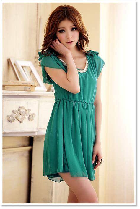 Two Dress Green Import womens green dress dresses