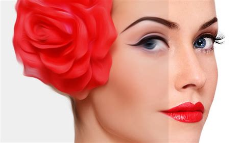 Tutorial Photoshop Oil Painting Effect | 26 brand new adobe photoshop cs6 tutorials spyrestudios
