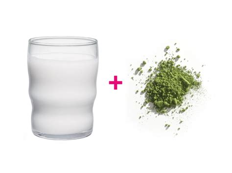 Green Tea Latte Drink Powder 10 green detox drinks you to try