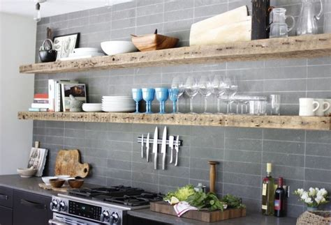 shelf in kitchen top 10 tips for open kitchen shelves elements at home