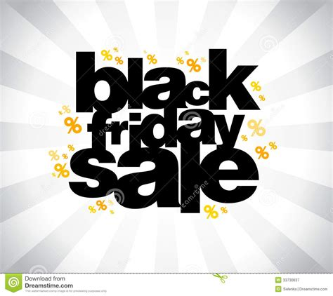 black friday sale banner royalty free stock photography