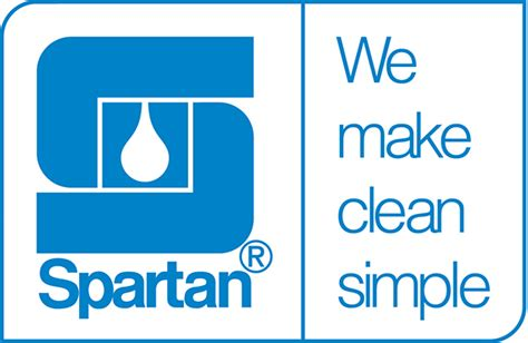 make clean spartan chemical we make clean simple on behance