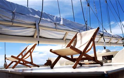 luxury yacht charter raja laut schooner raja laut deck