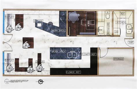 florist shop layout design 17 best images about technical plans on pinterest