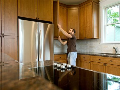 kitchen catch up how to install cabinets hgtv how to install kitchen cabinets by yourself