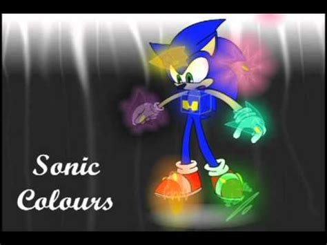 sonic colors lyrics sonic reach for the stars cool edge mix music video