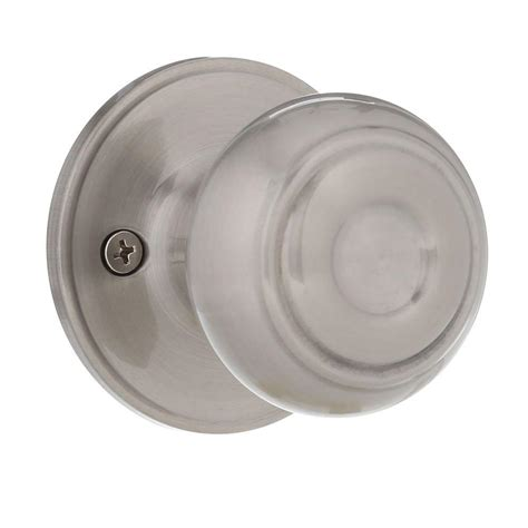 faultless fancy satin nickel dummy knob tgx240b f