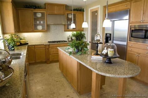 downsized appliances light wood cabinetry traditional light wood kitchen cabinets 08 kitchen