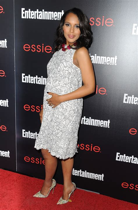 Style Kerry Washington by Bump Kerry Washington S Maternity Style