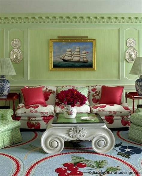 green and red living room 27 daring red and green interior d 233 cor ideas digsdigs