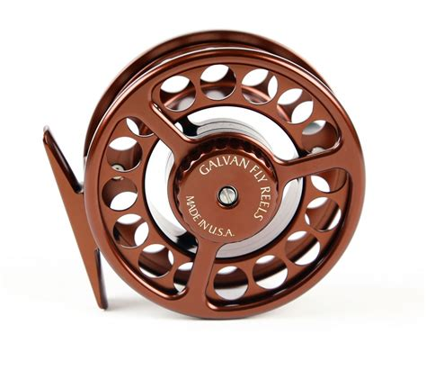 galvan rush light review galvan rush light fly reel review trident fly fishing