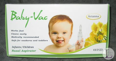Baby Vaccum baby congestion use the baby vac nasal aspirator as leels