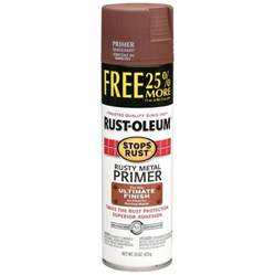 metal spray paint colors shop rust oleum 12 oz metal primer flat spray paint