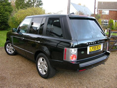 land rover vogue 2006 file 2006 range rover td6 vogue flickr the car spy 17