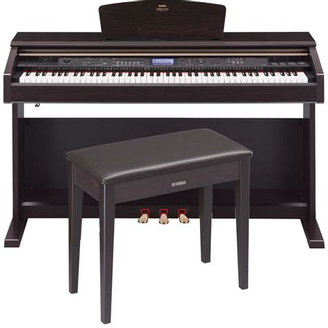 digital piano bench yamaha ydp v240 arius home digital piano with bench