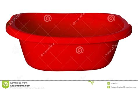red bathtubs bath tub red stock photo image 55782763