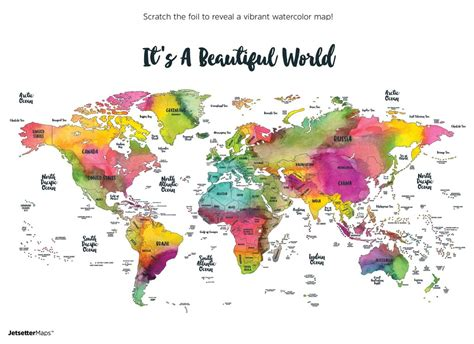map your travels scratch your travels 174 it s a beautiful world map suade llc
