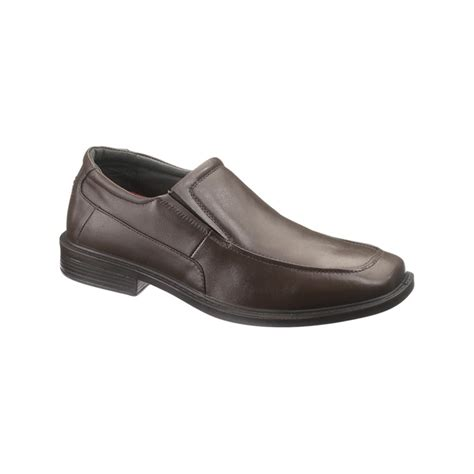 hush puppies loafers hush puppies 174 shelton moc toe slip on loafers in brown for