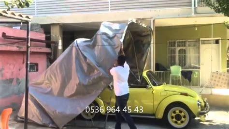 portatif garaj tasinabilir garaj kapali garaj pratik