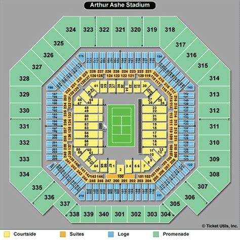 Metlife Stadium Floor Plan by Us Open Tennis Tickets 2018 Us Open Tennis Championship