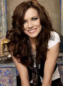 country singer haircut photos celebrity long thick wavy hairstyle martina mcbride