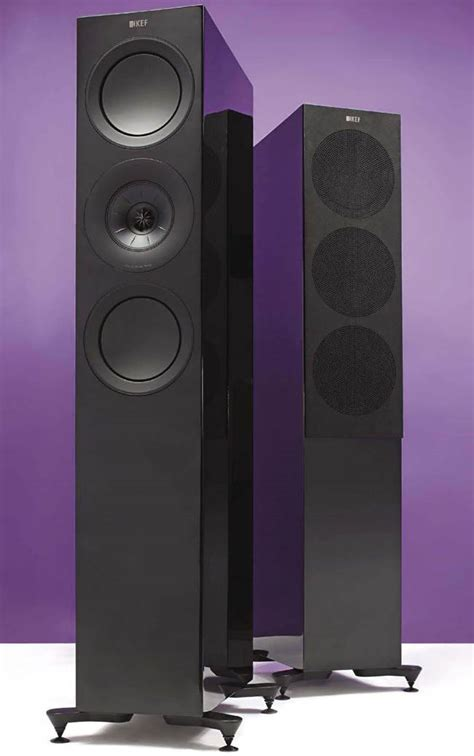kef  review bright knight review