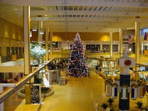 midtown plaza rochester ny new york christmas monorail and
