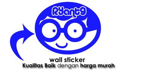 Wallpaper Dinding Anak Murah Lucu 0 5 X 10 M 5 M2 Per Roll jual wall sticker murah surabaya stiker dinding murah