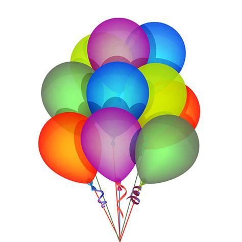 imagenes cumpleaños bombas globos del vector de cumplea 241 os descargar vector