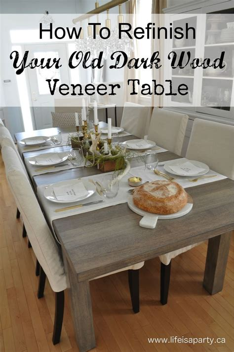 how to stain a dining table best 25 grey stained wood table ideas on pinterest grey