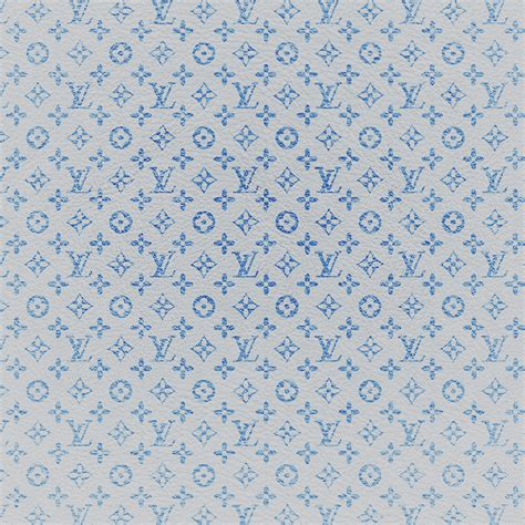 louis vuitton pattern freeios7 vf21 louis vuitton blue pattern art parallax