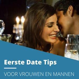 Tips voor 1e date