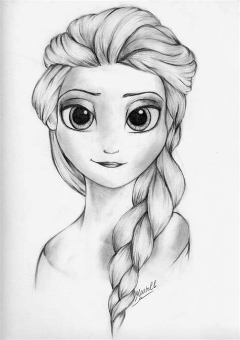 imagenes tipo tumblr dibujos incre 237 bles elsa and dibujar on pinterest