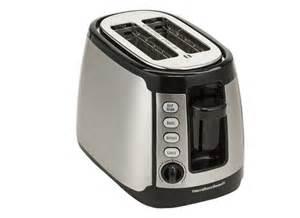 Consumer Reports Toaster Ovens Hamilton Beach Keep Warm 2 Slice 22811 Toaster