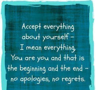 quotes about accepting yourself accept yourself quotes quotesgram