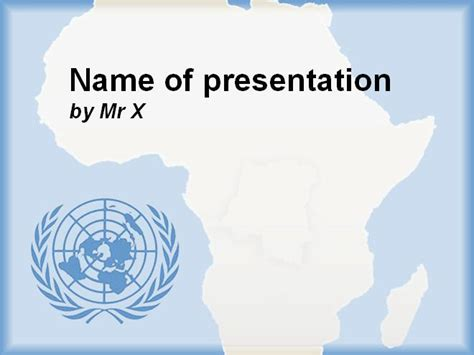 powerpoint templates united nations africa and united nations un powerpoint template