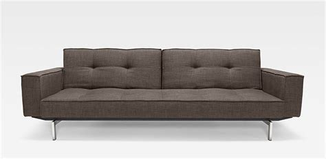 Oz Deluxe Sofa Bed Begum Dark Brown By Innovation Oz Sofa Bed