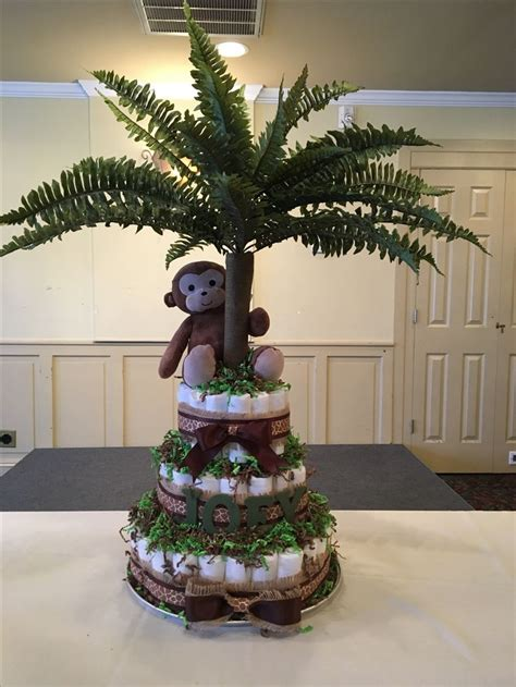 Jungle Safari Theme Baby Shower by Best 25 Jungle Cakes Ideas On Baby