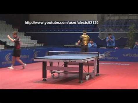 levallois tennis de table tennis de table ettu cup levallois sarrebruck 11 03 2011