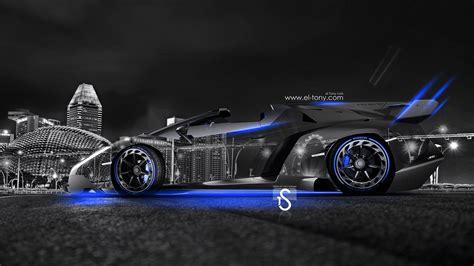 lamborghini veneno blue lamborghini veneno roadster crystal city car 2014 el tony