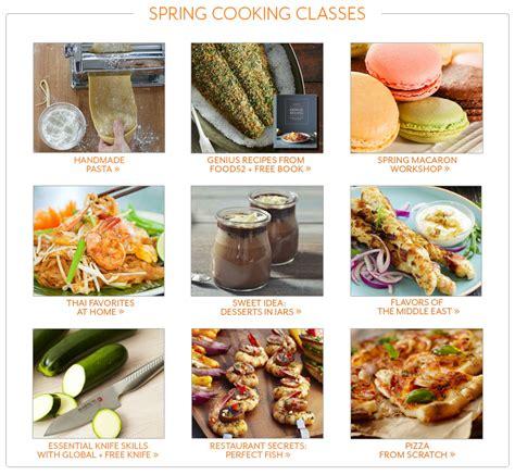 sur la table coupon classes 50 cooking classes at sur la table freebies2deals