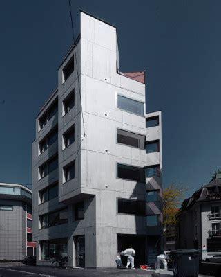 beton häuser mehrfamilienhaus in z 195 188 rich ch wohnen im sichtbetonturm