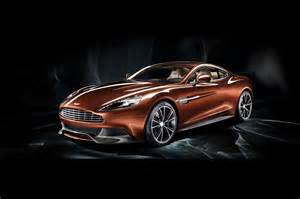 Picture Of An Aston Martin Aston Martin Vanquish Images 1 World Of Cars