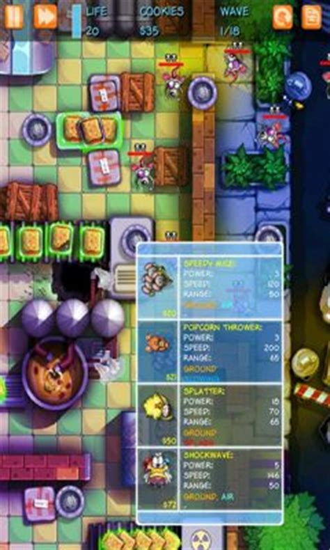 game zombie mob defense garfield zombie defense for android free download