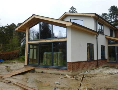 contemporary house design uk poundgate 4 bedroom house design solo timber frame