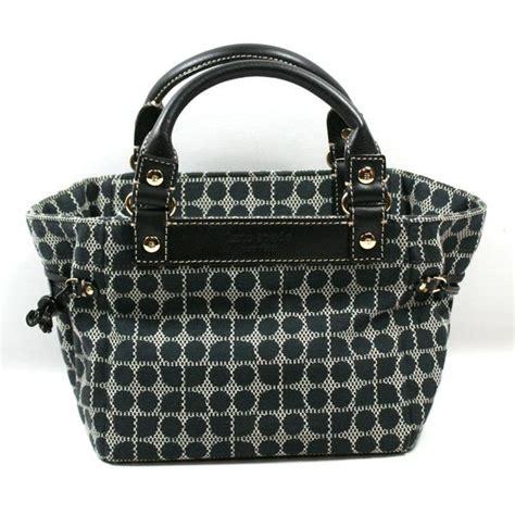 Kate Spade Larabee Noel Small Topsy by Kate Spade Milly Dot Noel Charcoal Small Handbag Wkru0164