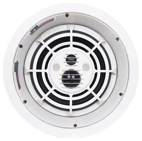 speakercraft 174 aim10 one 10 quot aimable inceiling speaker each