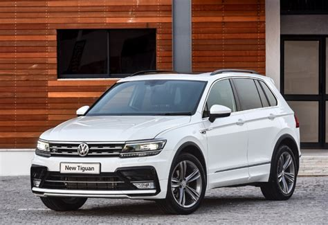vw cars and prices new vw tiguan lands in sa we prices and specs wheels24